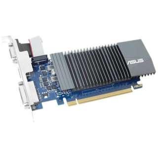 グラフィックボード NVIDIA GeForce GT 710搭載 PCI-Express GT710-SL-2GD5-BRK[2GB/GeForce GTシリーズ] 【バルク品】