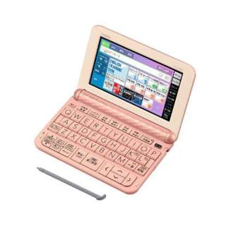 電子辞書「エクスワード(EX-word)」(高校生モデル・209コンテンツ搭載) XD-Z4800PK (ピンク) ピンク
