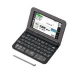 電子辞書「エクスワード(EX-word)」(生活・教養モデル・160コンテンツ搭載) XD-Z6500BK (ブラック) ブラック