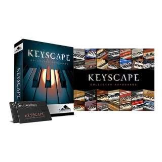 〔Win・Mac/USBメモリ〕 Keyscape [Win・Mac用]