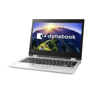 PV82FSP-NEA ノートパソコン dynabook (ダイナブック) プレシャスシルバー [12.5型 /intel Core i7 /SSD:512GB /メモリ:8GB /2018年2月モデル]