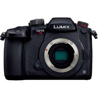 LUMIX GH5S【ボディ(レンズ別売)/ミラーレス一眼カメラ】 DC-GH5S-K