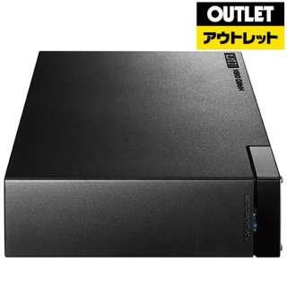 【アウトレット品】 HDCL-UT2.0KF 外付けHDD ブラック [据え置き型 /2TB] 【生産完了品】