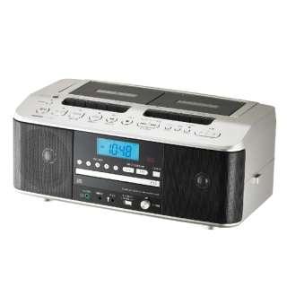 TY-CDW99 ラジカセ サテンゴールド [ワイドFM対応 /CDラジカセ]