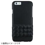 iPhone 6s/6用 BUSHBUCK Elegant Genuine Leather ブラック