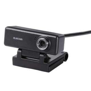 UCAM-C520FEBK ウェブカメラ ブラック [有線]
