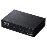 Giga対応スイッチングHub/5ポート/金属筐体/磁石付き/電源内蔵モデル EHC-G05MN2-HJB
