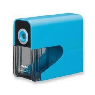 [鉛筆削り]乾電池式電動シャープナー DPS30B (ブルー)