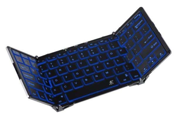 iPadキーボードのおすすめ13選 サップ「Dual」3E-BKY9-BK