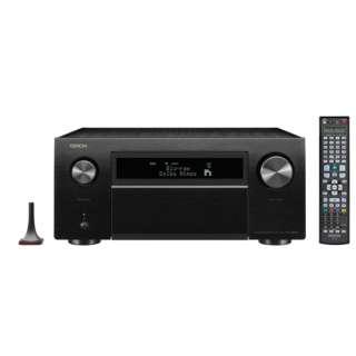 AVC-X8500H AVアンプ ブラック [ハイレゾ対応 /Bluetooth対応 /Wi-Fi対応 /DolbyAtmos対応]