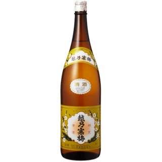 [プレミアム商品] 越乃寒梅 白ラベル 1800ml【日本酒・清酒】