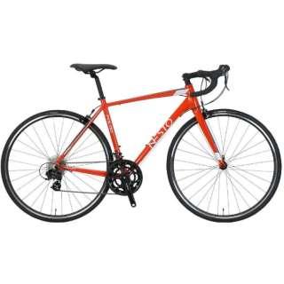 700×25C型 ロードバイク ファラド-K(レッド/500サイズ《適応身長:170cm以上》) NE-18-011【2018年モデル】 【組立商品につき返品不可】