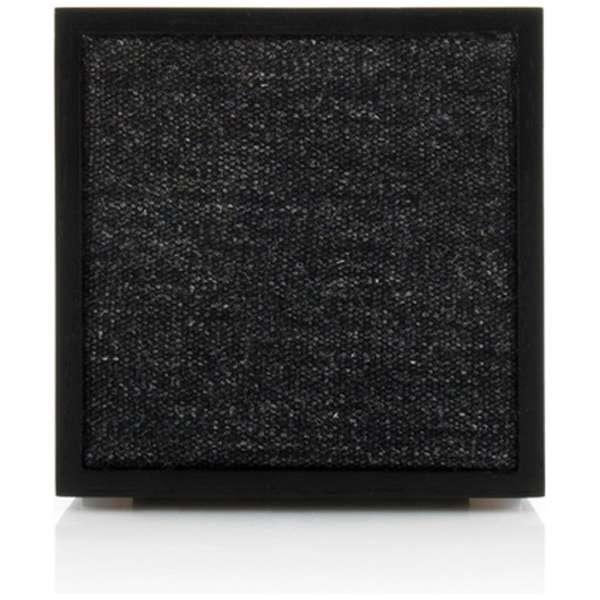 WiFiスピーカー CUBE ブラック/ブラック CUB1743JP [Bluetooth対応 /Wi-Fi対応]