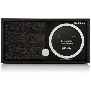 MOD1749JP WiFiスピーカー MODEL ONE DIGITAL MODEL ONE DIGITAL ブラック/ブラック [Bluetooth対応 /Wi-Fi対応]