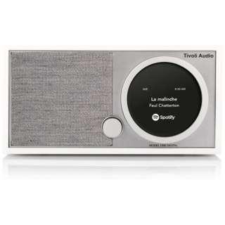 MOD1748JP WiFiスピーカー MODEL ONE DIGITAL ホワイト/グレー [Bluetooth対応 /Wi-Fi対応]