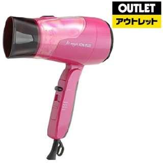 【アウトレット品】 赤外線ヘアードライヤー  UN2771JM  ピンク 【生産完了品】