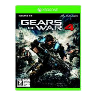 Gears of War 4 【Xbox One】