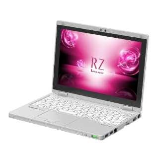 CF-RZ6KDFQR ノートパソコン Let's note(レッツノート)RZシリーズ シルバー [10.1型 /intel Core m3 /SSD:128GB /メモリ:8GB /2018年2月モデル]