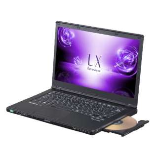 CF-LX6LDGQR ノートパソコン Let's note(レッツノート)LXシリーズ ブラック [14.0型 /intel Core i5 /SSD:256GB /メモリ:8GB /2018年2月モデル]