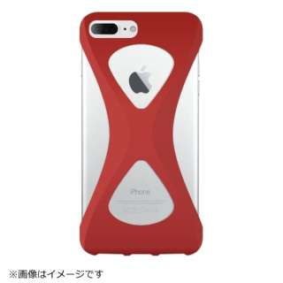 Palmo for iPhone8Plus/7Plus Red