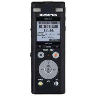 DM-750 ICレコーダー Voice-Trek ブラック [4GB]