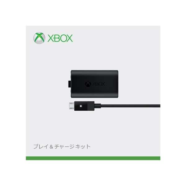 Xbox One プレイ&チャージ キット S3V-00016 【Xbox One】