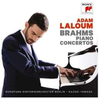 アダム・ラルーム、山田和樹(p/cond)/ブラームス:ピアノ協奏曲第1番&第2番 【CD】