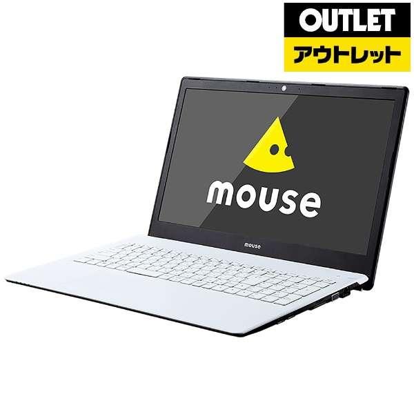【アウトレット品】 15.6型ノートPC[Win10 Home・Core i5・SSD 240GB・メモリ 8GB] MBI520W1H17F 【再調整品】