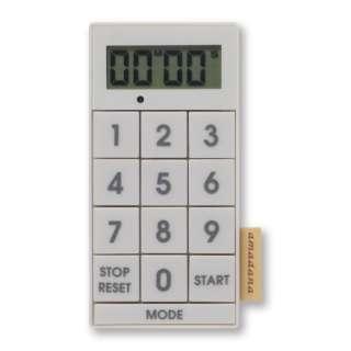 デジタルキッチンタイマー kitchen timer AT-KT11(WH)