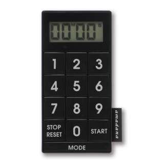 デジタルキッチンタイマー kitchen timer AT-KT11(BK)
