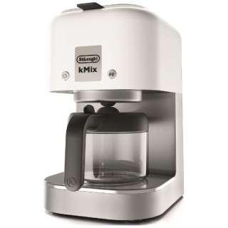 COX750J コーヒーメーカー ケーミックス クールホワイト