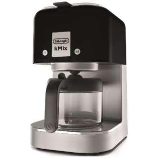COX750J コーヒーメーカー ケーミックス リッチブラック