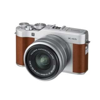 X-A5-BW ミラーレス一眼カメラ ブラウン [ズームレンズ]
