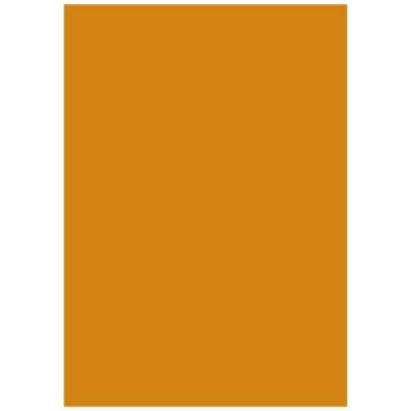 〔インクジェット〕 ケイコーポスター 厚口 128g/m2 (A4サイズ 10枚) 13-3184 橙