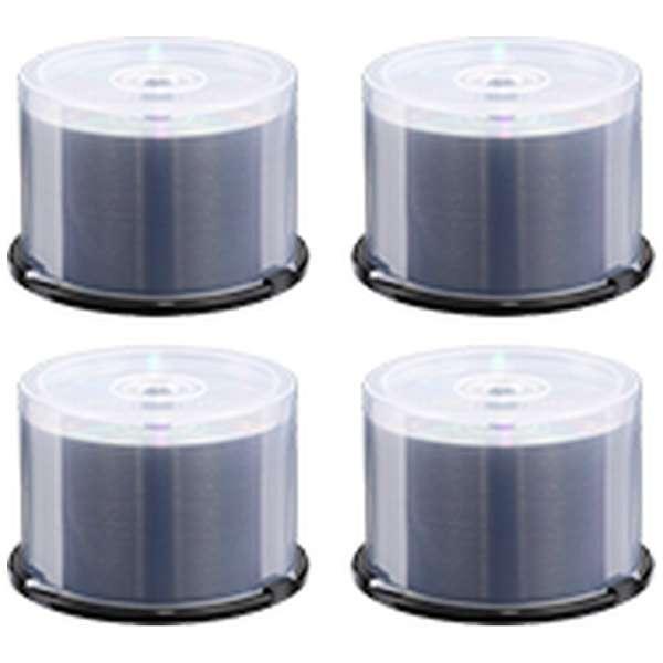 EDDH50RSAA データ用DVD-R [200枚 /4.7GB /インクジェットプリンター対応]