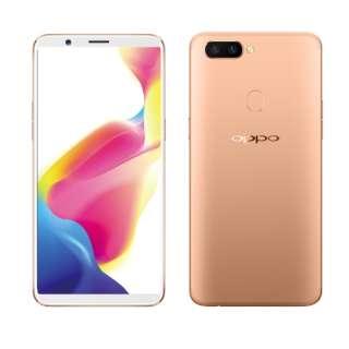OPPO R11s Champagne 「R11s」Android 7.1.1 6.01型 メモリ/ストレージ: 4GB/64GB nanoSIM×2 SIMフリースマートフォン