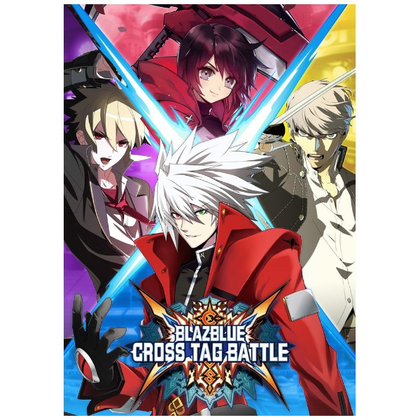 BLAZBLUE CROSS TAG BATTLE Limited Box [限定版] [Nintendo Switch]