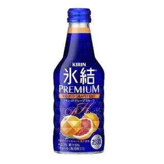 氷結プレミアム リオレッドグレープフルーツ (240ml/24本)【瓶チューハイ】