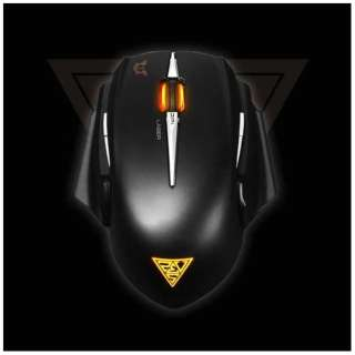 GMS7510 ゲーミングマウス EREBOS Extension [レーザー /8ボタン /USB /有線]