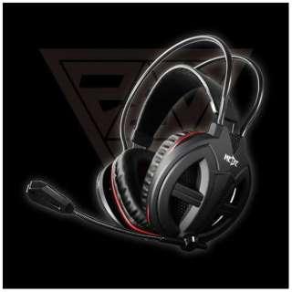 GHS3300 ゲーミングヘッドセット HEBE V2 Stereo [φ3.5mmミニプラグ /両耳 /ヘッドバンドタイプ]