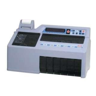 自動硬貨計測器「プリンター付き硬貨選別計数機 勘太」 DCV-10P DCV-10P