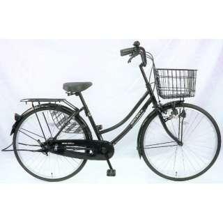 26型 自転車 パティオボックスSE(ブラック/シングルシフト) FW-B260BA-BC-BAA 【組立商品につき返品不可】
