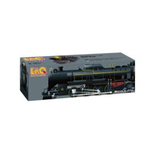 LaQ トレイン 蒸気機関車D51498