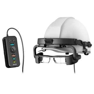 ヘッドマウントディスプレイ 業務用ヘルメットモデル