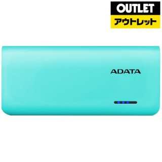 【アウトレット品】 USBモバイルバッテリー[10000mAh] APT100-10000M-5V-CTBPK 【外装不良品】