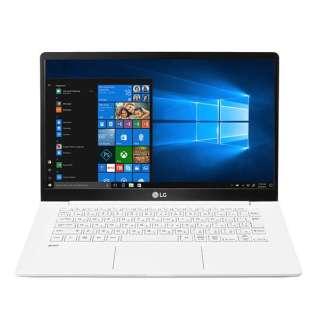 14Z980-GA55J ノートパソコン gram ホワイト [14.0型 /intel Core i5 /SSD:256GB /メモリ:8GB /2018年2月モデル]