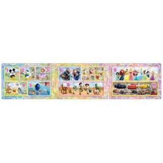 ステップパノラマパズル 24-123 ディズニー&ディズニーピクサー すうじ