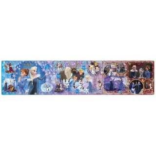 ステップパノラマパズル 24-124 アナと雪の女王 家族の思い出