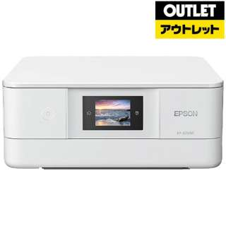 【アウトレット品】 EP-879AW インクジェット複合機 Colorio(カラリオ) [カード/名刺~A4] 【生産完了品】