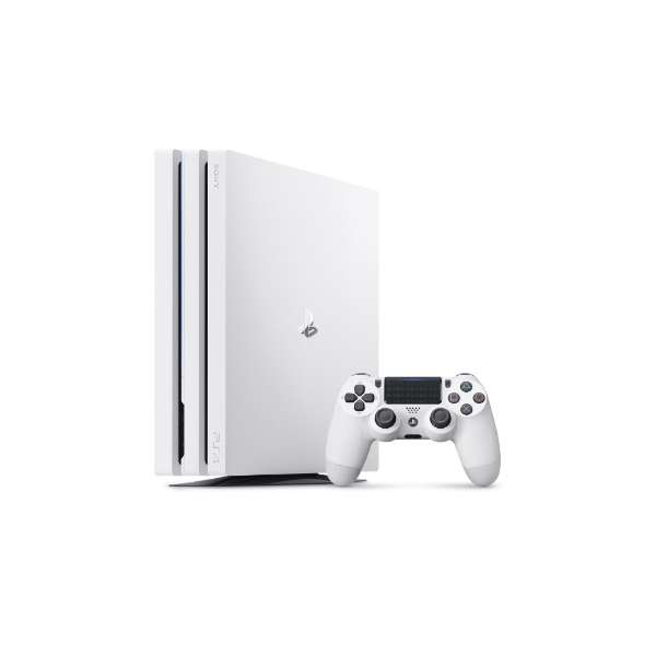 PlayStation4 Pro グレイシャー・ホワイト 1TB[ゲーム機本体] CUH-7100BB02